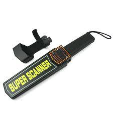 Superscanner Handheld metal detector