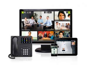 IP Office allows voice and video on any device