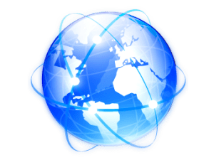 Browser Image Globe