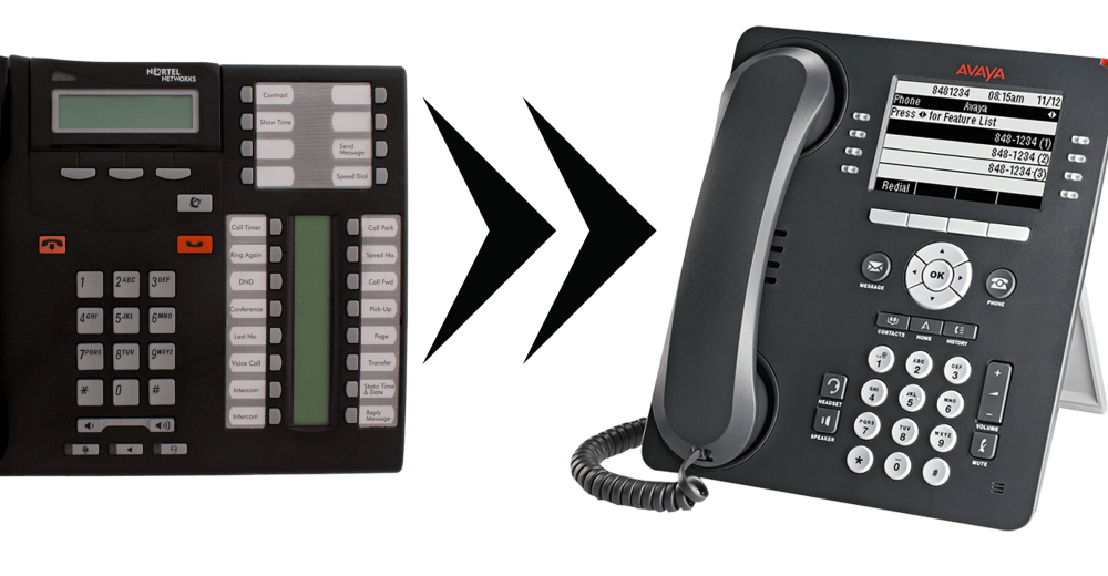 5 Reasons To Upgrade Your Nortel Business Phone System Avaya