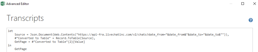 LiveChat for Developers Blog - How to get LiveChat API data