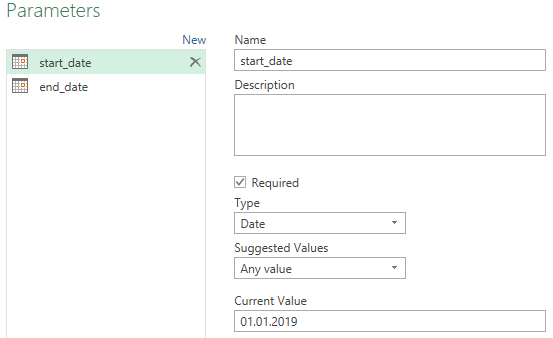 How to create a flexible calendar table with Power Query