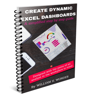 create dynamic excel dashboards