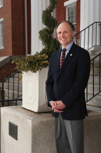Louisburg College Board of Trustees chairman Michael Boddie will deliver the 2013 Commencement Address on May 3.