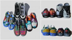 SVHS Shoes for Vans