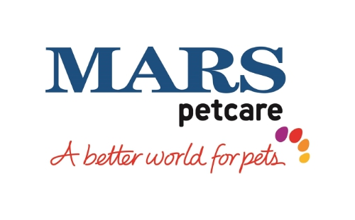 Mars Petcare: A better world for pets logo (Mars Petcare)