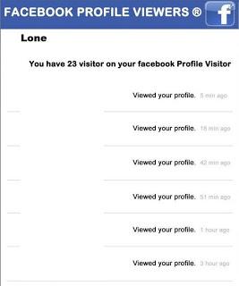Ny Facebook Profile Viewer Svindel - Datahjelperne no