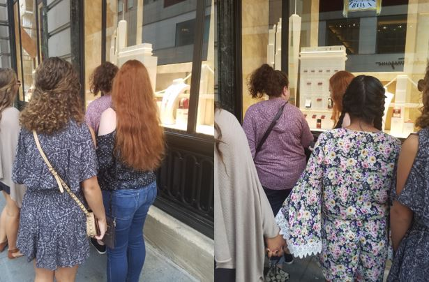 girls-looking-at-cartier-window