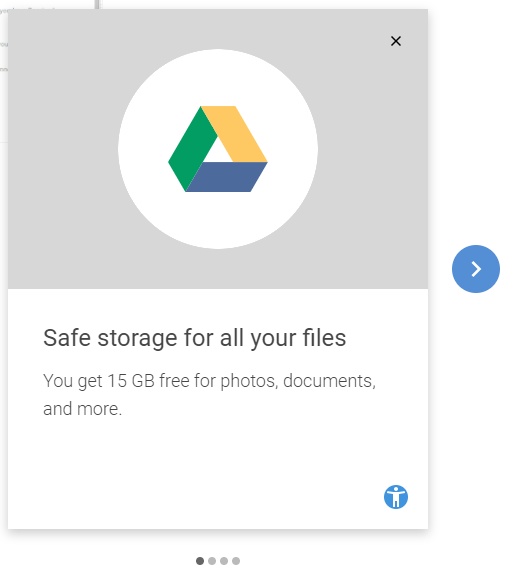 Google Drive Introduction