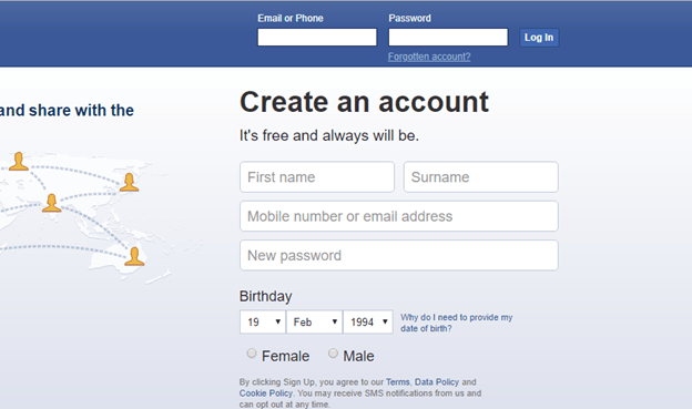 Download Entire Facebook Account Data 2019 - Data is Life