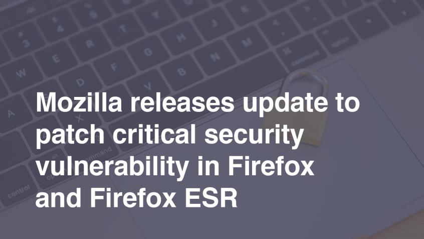 Mozilla update