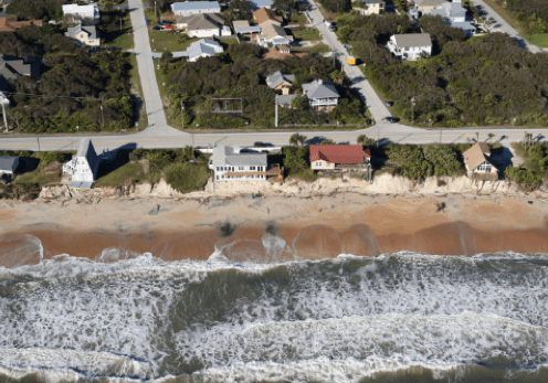 Coastal images from USGS