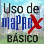 Curso Uso de MaPreX Avanzado