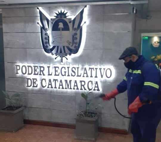 Cámara de Diputados Catamarca