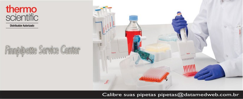 Calibre suas pipetas na Datamed!