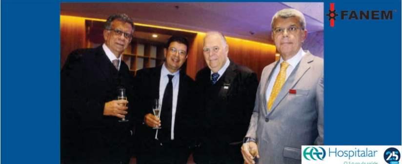 Feira Hospitalar e Prêmio Walter Shimidt Fanem!