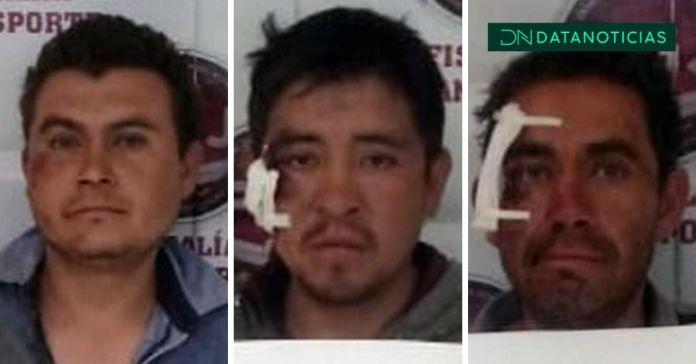 En 2019 los detuvieron por asaltar una combi en Edomex, hoy les dan 23 años de cárcel portada