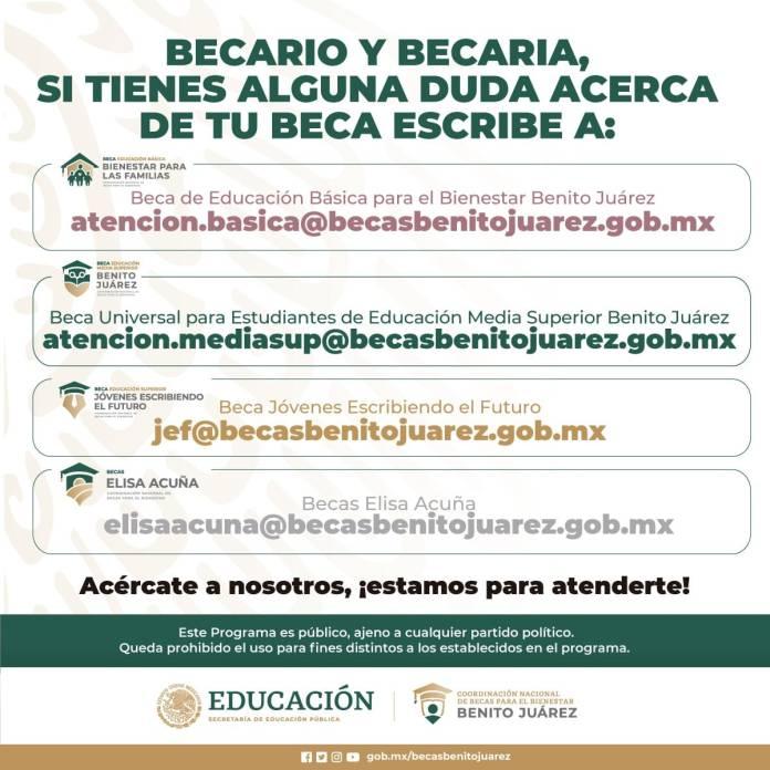 Oficinas Becas Benito Juárez Edomex 4