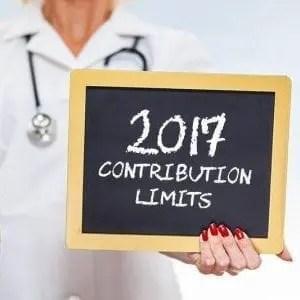 2017 Contribution Limits