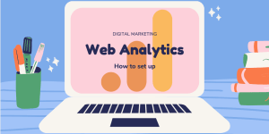 how to set up web analytics