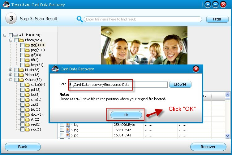 Tenorshare Card Data Recovery Recover Lost Files on SD Card