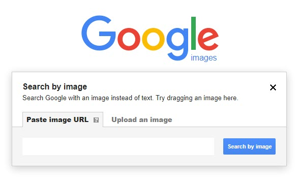 Upload Image to Google Reverse Image Search