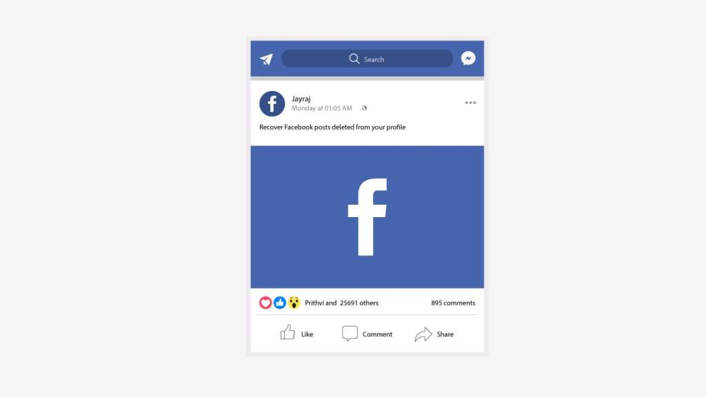 Recover-Facebook-Posts