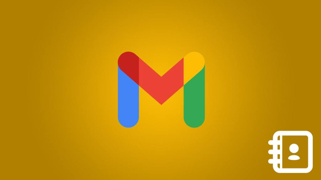 Recover Gmail Contacts