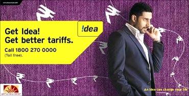 Idea Increases Prepaid STD,SMS and Local tariffs