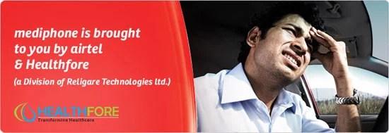 Airtel Mediphone Medical service