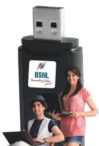 BSNL EVDO with unlimited data usage