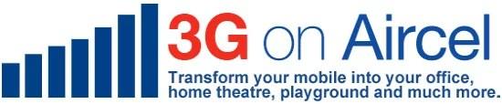Aircel 3G Internet Data Usage Plans