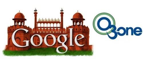 Google partnership with Ozone Wi-fi provider for Free Internet usage