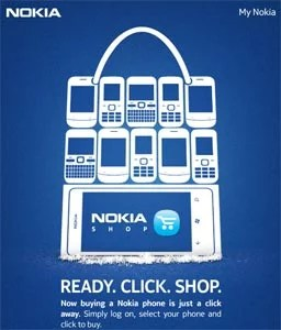 Nokia India Partners with Indiatime shopping for Online Nokia Shop