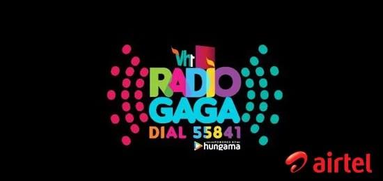 Airtel Mobile Brings Hungama powered 'Vh1 Radio GAGA' radio Service