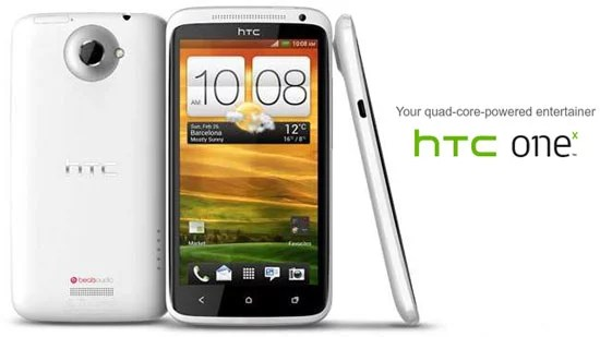 HTC One X Confirms April India launch
