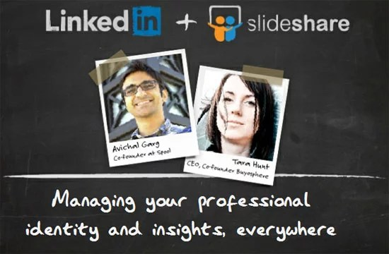 Professional Social Network LinkedIn To Acquire Slideshare For $118.8 Million