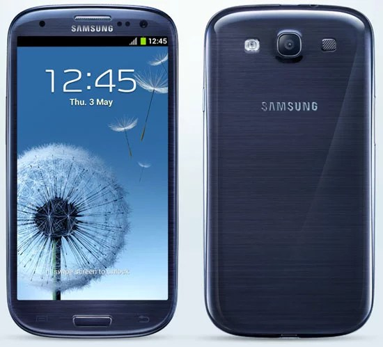 Samsung unveiled The next Galaxy - Samsung Galaxy S III