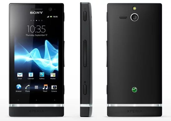 Sony Xperia U Get listed for pre-order in India With Price tag Rs 16499