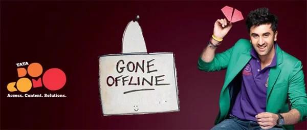 Tata Docomo Network Outage Across India