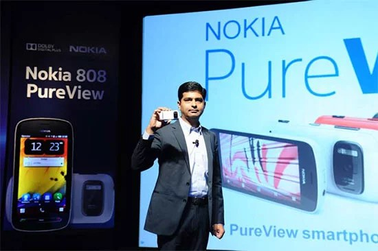 Nokia PureView 808 Finally launched in India for Rs 33,899