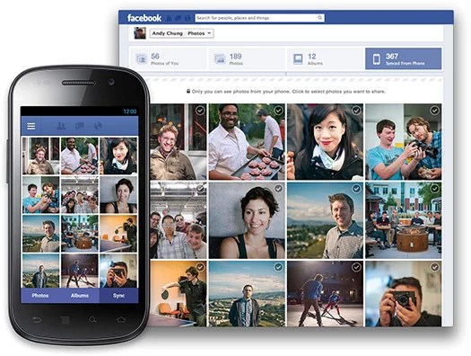 Facebook brings in Automatic 'Photo Syncing' Feature on Android