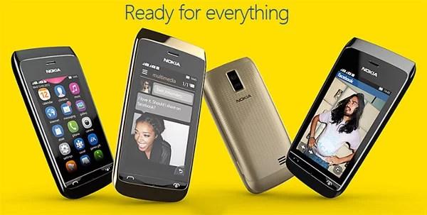 Nokia Unveils Asha 309 and Dual SIM Asha 308 touchscreen Mobile