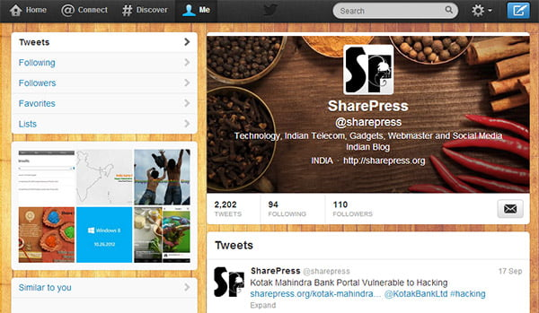 Twitter profiles get a redesign - brings in Header Photos
