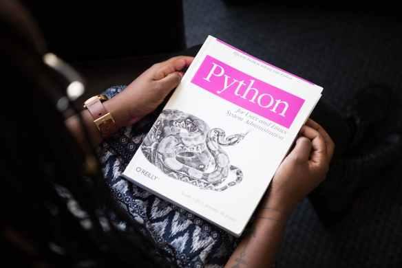 เรียน python