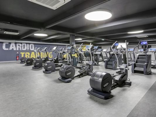 les salles fitness park a decouvrir