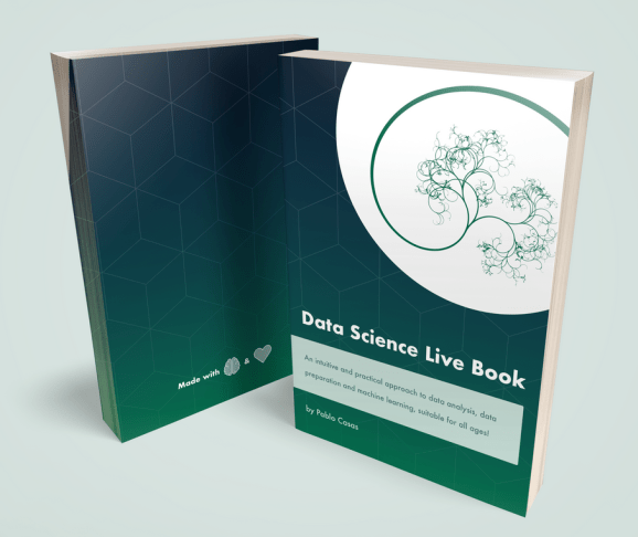 Data Science Live Book (open source)