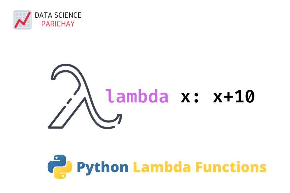 Python lambda function banner