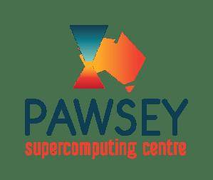 Pawsey Supercomputing Centre Logo