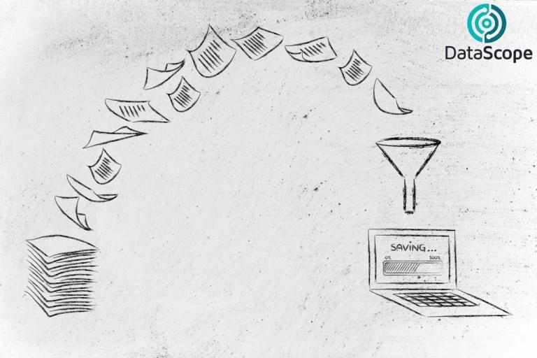 ilustración carga de documentos a la web